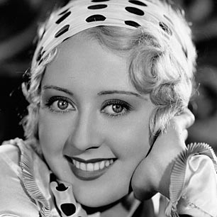 Actress Joan Blondell, unknown date