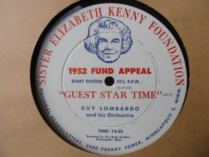 Label for Guest Star Time KBR-21