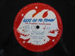 label for Let's Go to Town 39