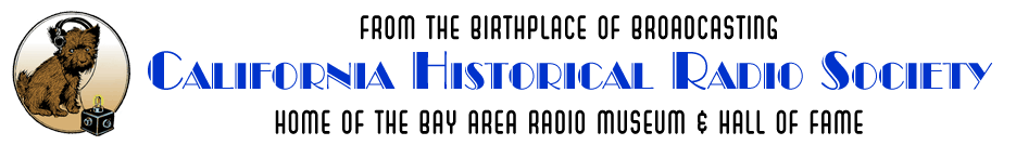 California Historical Radio Society